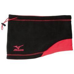 MIZUNO(ミズノ)スポーツアクセサリー 防寒雑貨 ネックウオーマーリバーシブル 32JY570096 F ブラックxレッド