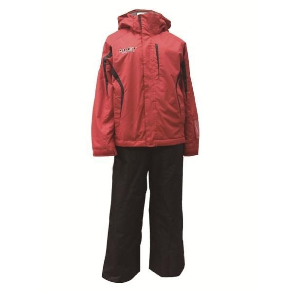 (セール)SVET(スヴェット)ウインター ジュニアアパレル 【クリアランス】JR SUIT SVS78001 ボーイズ RED/BLACK