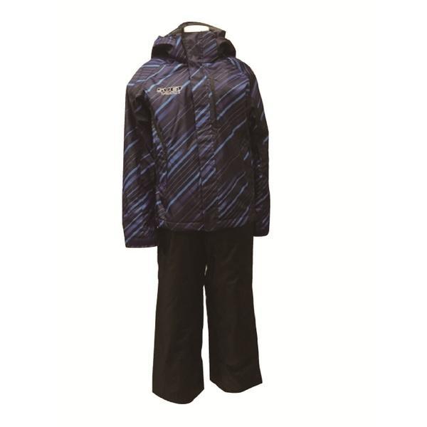 (セール)SVET(スヴェット)ウインター ジュニアアパレル JR SUIT SVS78P02 ボーイズ BLUE/BLACK
