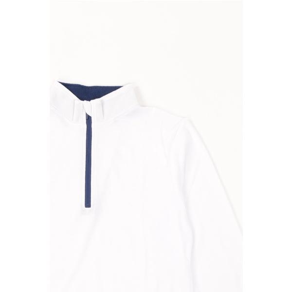 (セール)Alpine DESIGN(アルパインデザイン)ウインター ジュニアインナー ソックス タイツ ジュニア アンダーウェア AD-F15-405-043 WHT ジュニア ホワイト