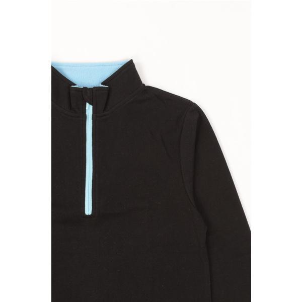 (セール)Alpine DESIGN(アルパインデザイン)ウインター ジュニアインナー ソックス タイツ ジュニア アンダーウェア AD-F15-405-043 BLK ジュニア ブラック