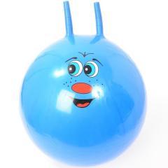 s.a.gear(エスエーギア)フィットネス 健康 バルーン JR JUMPINGBALL サイズ/45cm SA-Y15-203-092 ジュニア ブルー