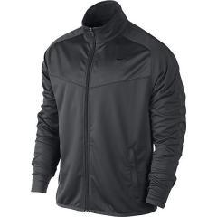 (セール)NIKE(ナイキ)メンズスポーツウェア ウォームアップジャケット ナイキ DRI-FIT エピック ニット ジャケット 519535-060 メンズ アンスラサイト/(ブラック)