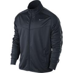 (セール)NIKE(ナイキ)メンズスポーツウェア ウォームアップジャケット ナイキ DRI-FIT エピック ニット ジャケット 519535-475 メンズ ダークオブシディアン/(フリントグレー)