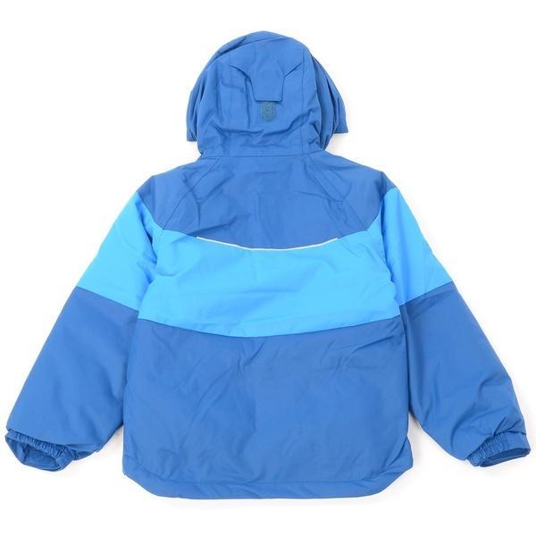 (送料無料)Columbia(コロンビア)ウインター ジュニアアパレル ALPINE ACTION JACKET SB4266-448 ジュニア MARINE BLUE