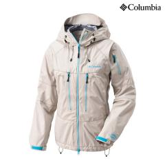 (送料無料)Columbia(コロンビア)トレッキング アウトドア レディースレインウェア TALLEST MOUNTAIN WOM PL2332-160 レディース