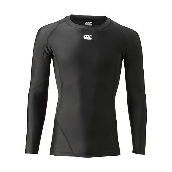 canterbury(カンタベリー)その他競技 体育器具 ラグビー L/S BASELAYER RG45511 BLK メンズ 19