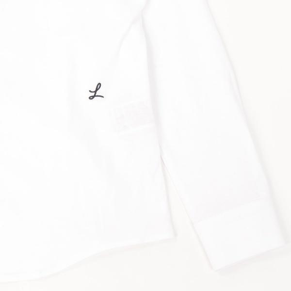 (送料無料)le coq(ルコック)ゴルフ レディース長袖ポロ 長袖ハイネック KNIT SHIRT QGL1468 WHITE レディース WHITE