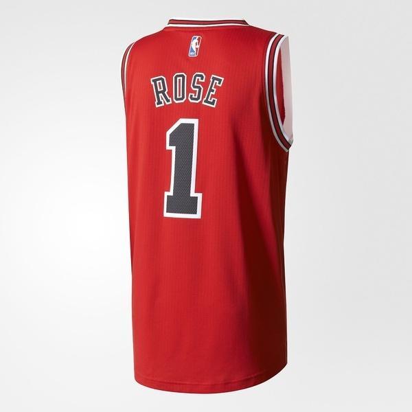 (セール)adidas(アディダス)バスケットボール メンズ 半袖Tシャツ INT SWINGMAN - ROSE FN944 M86192 メンズ NBA CHICAGO BULLS 1