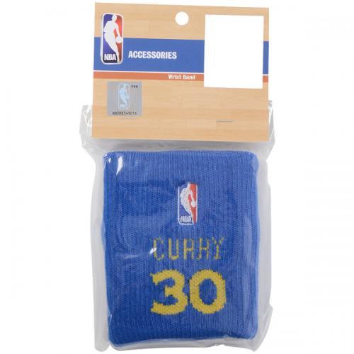 adidas(アディダス)バスケットボール アクセサリー プレーヤーリストバンドWA# NBA29948 BLU