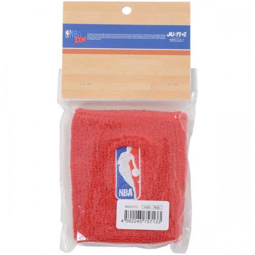 adidas(アディダス)バスケットボール アクセサリー リストバンドBU NBA75713 RED
