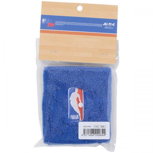 adidas(アディダス)バスケットボール アクセサリー リストバンドWA NBA29984 BLU
