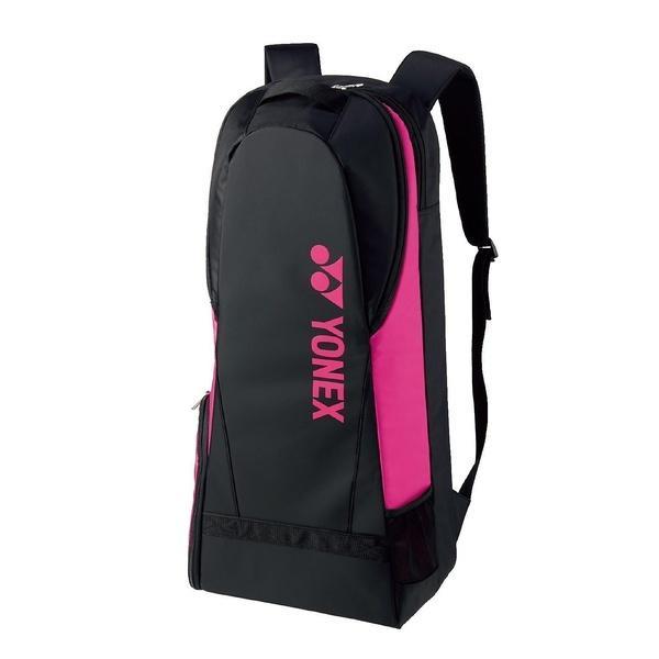 (送料無料)YONEX(ヨネックス)テニス バドミントン ラケットバッグ ケース ラケットリュック BAG1738_181 BK/P
