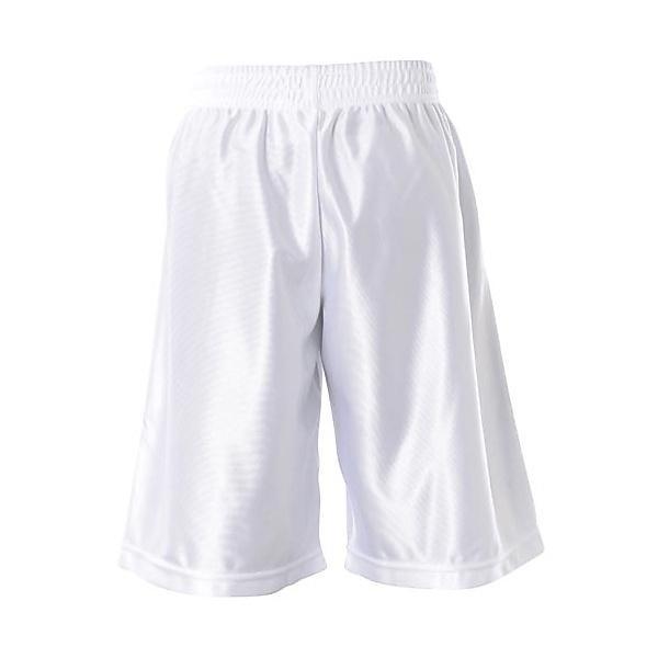 (セール)s.a.gear(エスエーギア)バスケットボール ジュニア プラクティスショーツ トリコット ハーフ プラクティスショーツ SA-Y14-103-003 WHT ボーイズ WHITE
