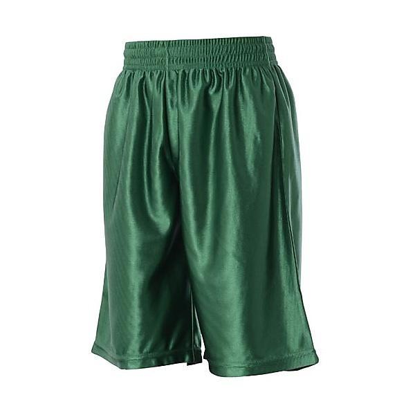 (セール)s.a.gear(エスエーギア)バスケットボール ジュニア プラクティスショーツ トリコット ハーフ プラクティスショーツ SA-Y14-103-003 GRN ボーイズ GREEN
