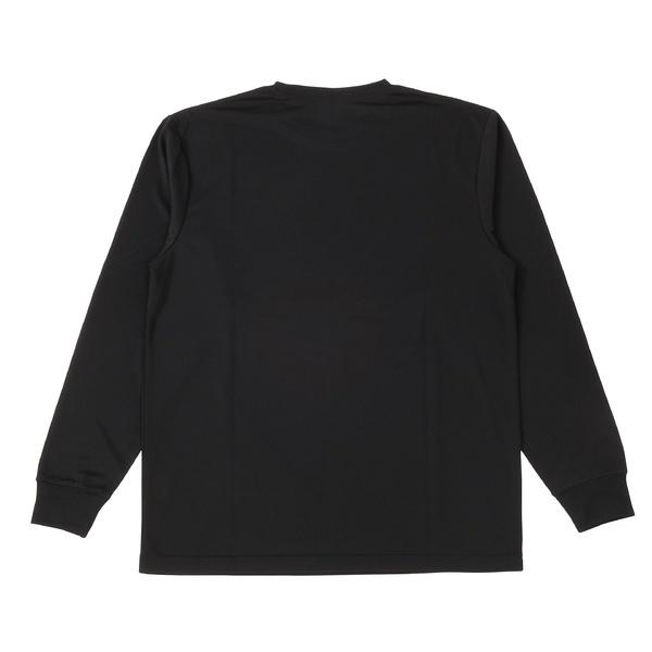 (セール)s.a.gear(エスエーギア)バレーボール 長袖Tシャツ 長袖グラフィックT SA-F15-104-010 ブラックxピンク