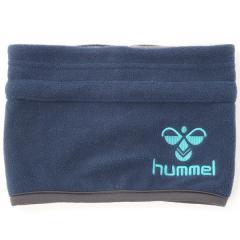 hummel(ヒュンメル)サッカー アパレルアクセサリー ジュニアフリースネックウォーマー HFJ4046_70 ジュニア JF ネイビー