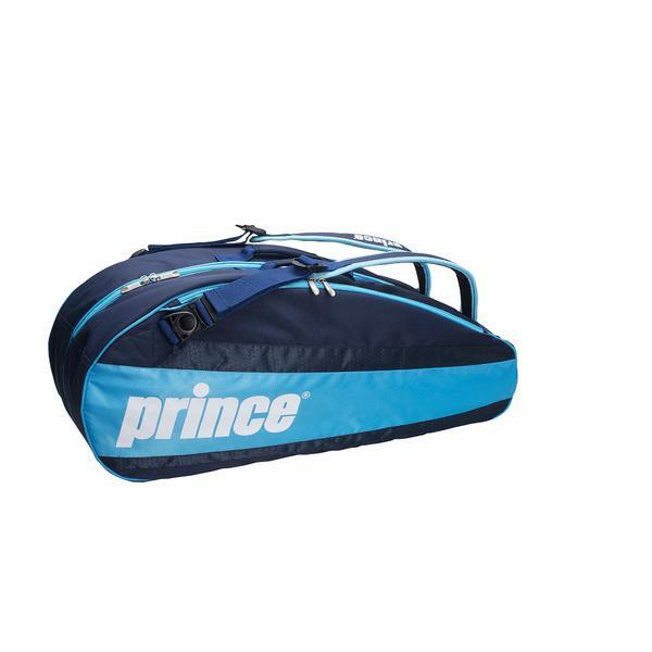 (セール)PRINCE(プリンス)テニス バドミントン ラケットバッグ ケース AT672 AT672 NVY/SAX