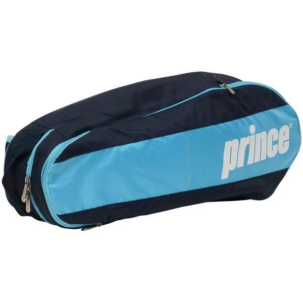 PRINCE(プリンス)ラケットスポーツ バッグ ケース類 AT675 318 NVY/SAX AT675 NVY/SAX