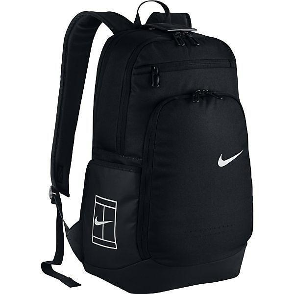 (セール)NIKE(ナイキ)ラケットスポーツ バッグ ケース類 ナイキ テニス バックパック BA5170-010 メンズ MISC ブラック/ブラック/(ホワイト)