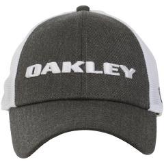 OAKLEY(オークリー)スポーツアクセサリー 帽子 HEATHER NEW ERA HAT 911523-00N メンズ GRAPHITE