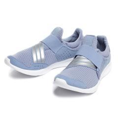 adidas(アディダス)シューズ パフォーマンス 【adidas2016 New】LITE SLIPON W KCB27 AF6545 レディース プリズムブルー F13/シルバーメット/ランニングホワイト