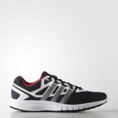 adidas(アディダス)ランニング メンズジョギングシューズ GALAXY 2 4E KDL45 AQ2892 メンズ カレッジネイビー/シルバーメット/ビビッドレッドS13