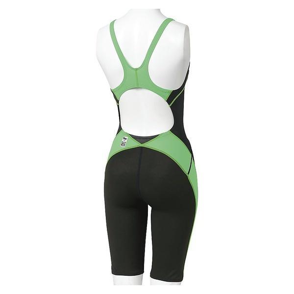 (セール)(送料無料)Speedo(スピード)スイミング レディース競泳 FASTSKIN XT ACTIVE HYBRID2ウイメンズニースキン SD46H02 レディース FG