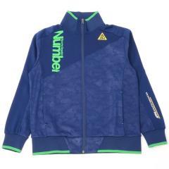 (セール)Number(ナンバー)メンズスポーツウェア ウォームアップジャケット ウォームアップジャケット NB-S16-305-007 メンズ ブルー/ブルー