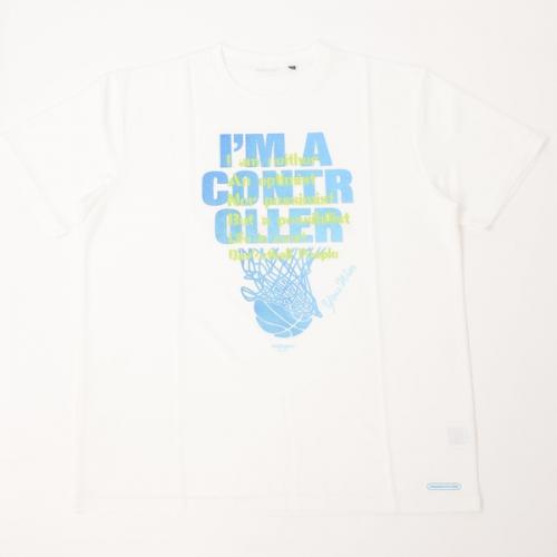 (セール)s.a.gear(エスエーギア)バスケットボール メンズ 半袖Tシャツ 16SグラフィックTシャツ1 SA-S16-103-018 メンズ ホワイト