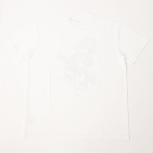 (セール)s.a.gear(エスエーギア)バスケットボール メンズ 半袖Tシャツ 16SグラフィックTシャツ3 SA-S16-103-020 メンズ ホワイト