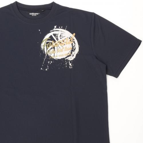 (セール)s.a.gear(エスエーギア)バスケットボール メンズ 半袖Tシャツ 16SポジションTシャツ2 SA-S16-103-024 メンズ ネイビー