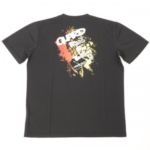 (セール)s.a.gear(エスエーギア)バスケットボール メンズ 半袖Tシャツ 16SポジションTシャツ3 SA-S16-103-025 メンズ ブラック