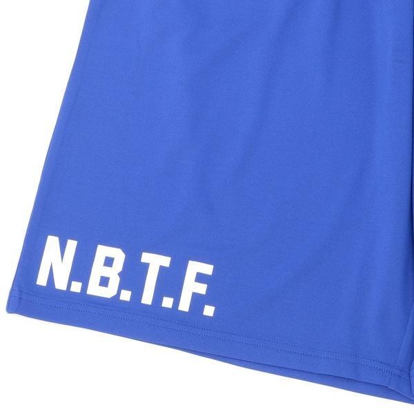 (セール)Number(ナンバー)バスケットボール メンズ プラクティスショーツ NBTF ロゴパンツB NB-S16-103-003 メンズ ロイヤルブルー