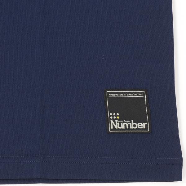 (セール)Number(ナンバー)バスケットボール メンズ 半袖Tシャツ NBTF Tシャツ NB-S16-103-006 メンズ ネイビー