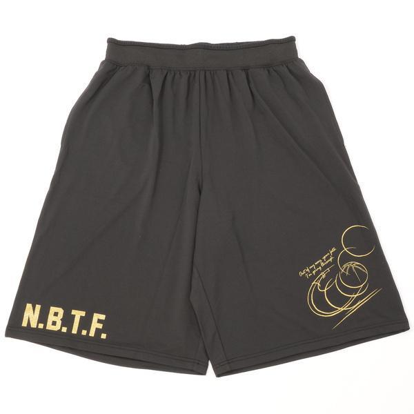 (セール)Number(ナンバー)バスケットボール メンズ プラクティスショーツ NBTF パンツ NB-S16-103-007 メンズ ブラック