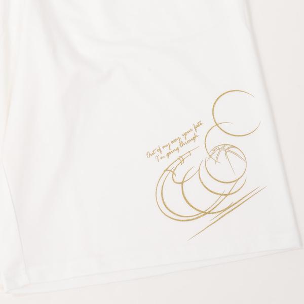 (セール)Number(ナンバー)バスケットボール メンズ プラクティスショーツ NBTF パンツ NB-S16-103-007 メンズ ホワイト