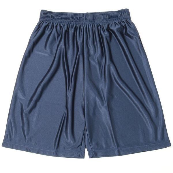 s.a.gear(エスエーギア)バスケットボール メンズ プラクティスショーツ トリコットハーフパンツ SA-Y16-103-005 メンズ ネイビー