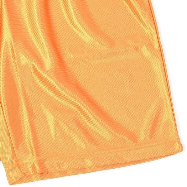 (セール)s.a.gear(エスエーギア)バスケットボール レディース プラクティスショーツ レディース トリコットハーフパンツ SA-Y16-103-006 レディース オレンジ