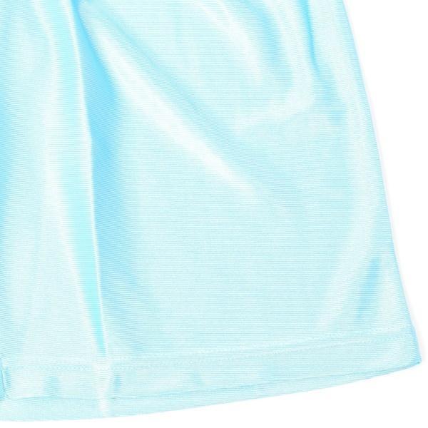 (セール)s.a.gear(エスエーギア)バスケットボール ジュニア プラクティスショーツ ジュニア トリコットハーフパンツ SA-Y16-103-007 ジュニア サックス