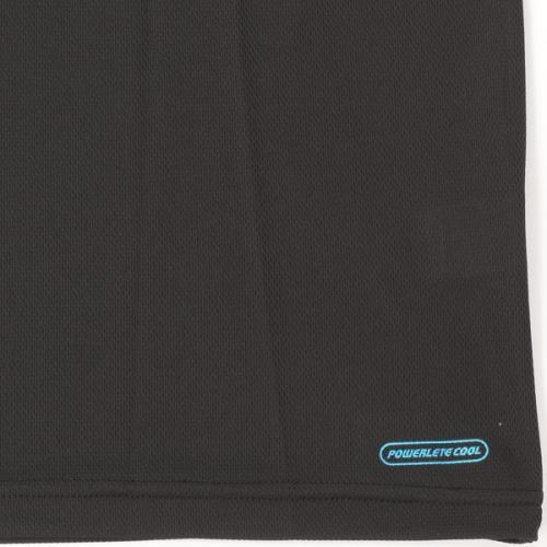 (セール)s.a.gear(エスエーギア)バレーボール 半袖Tシャツ 16SSグラフィックTシャツVLADY3 SA-S16-104-012 ブラック