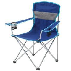 (セール)Alpine DESIGN(アルパインデザイン)キャンプ用品 ファミリーチェア メッシュ アクションチェア AD-S16-402-045 BLU ブルー