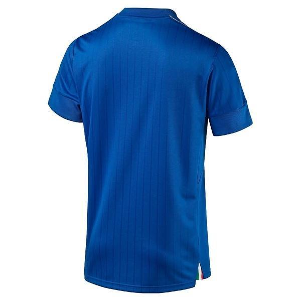 (送料無料)PUMA(プーマ)サッカー 海外クラブ ナショナルチーム FIGC ITALIA SSホームレプリカシャツ 74893301 メンズ チーム パワー ブルー/ホワイト