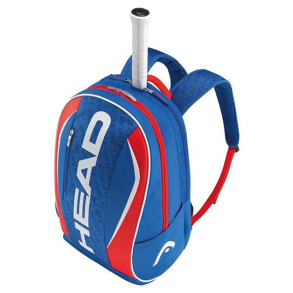 (セール)HEAD(ヘッド)ラケットスポーツ バッグ ケース類 TOUR TEAM BACKPACK 283256 BLBL