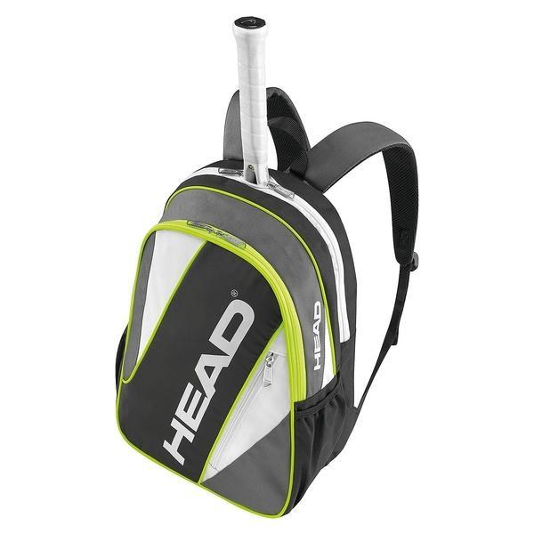 (セール)HEAD(ヘッド)ラケットスポーツ バッグ ケース類 ELITE BACKPACK 283386 BKAN