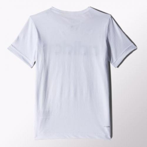 【adidas2016 New】KIDS BOYS エッセンシャルズ リニアロゴ Tシャツ