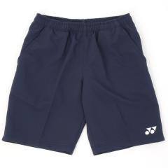 YONEX(ヨネックス)テニス バドミントン ショーツ ユニハーフパンツ(スリムフィット) 15048 ネイビーブルー
