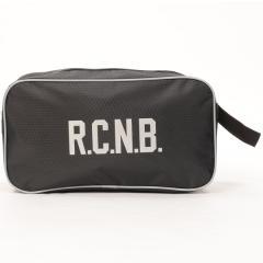10%OFFクーポン対象商品 (セール)Number(ナンバー)ランニング シューズケース RCNB シューズバッグ NB-Y16-302-096 F ブラック/シルバー クーポンコード:KZUZN2T