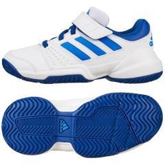 (セール)adidas(アディダス)テニス バドミントン ジュニアテニスシューズ キッズ コート C JPS34 AF4182 イーキューティーピンク S16/ランニングホワイト/コアブラック