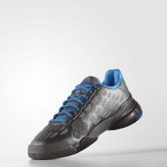 (セール)(送料無料)adidas(アディダス)テニス バドミントン オールコート バリケード 2016 IUT43 AF6795 メンズ アイロンメット/コアブラック/ショックブルーS16